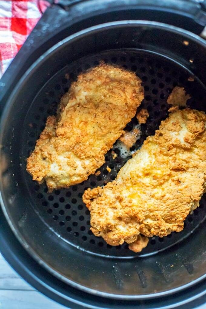 air fryer chicken recipes keto