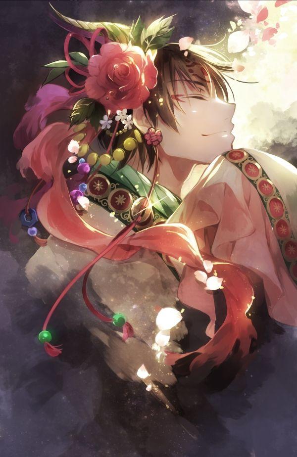 Hakutaku,  Hoozuki no reitetsu