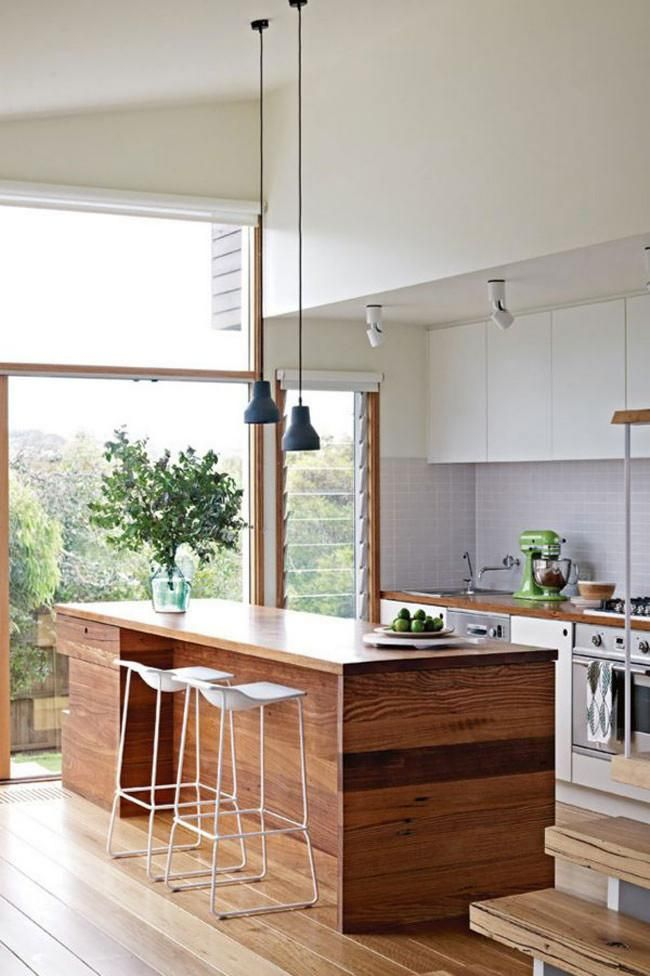 17 best modern kitchens. Photography by Mark roper.