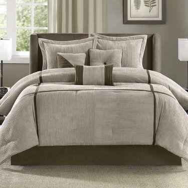 83 best comforter set images on Pinterest Bedroom ideas Master