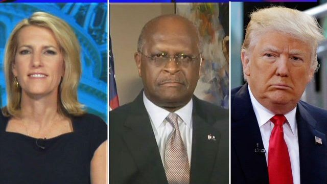 On 'Hannity,' Fox News contributors provide insight into why the Republican nominee is resonating with voters