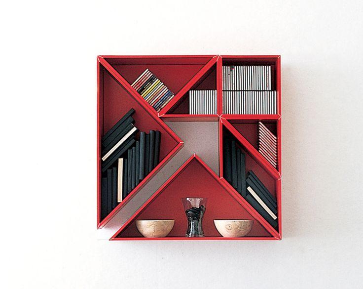 30 best creative bookshelves images on pinterest