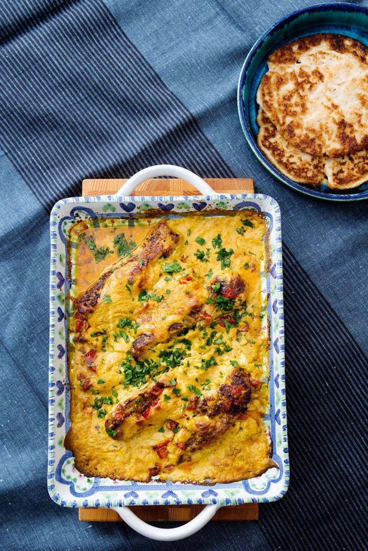 Keto chicken garam masala Recipe Indian food recipes