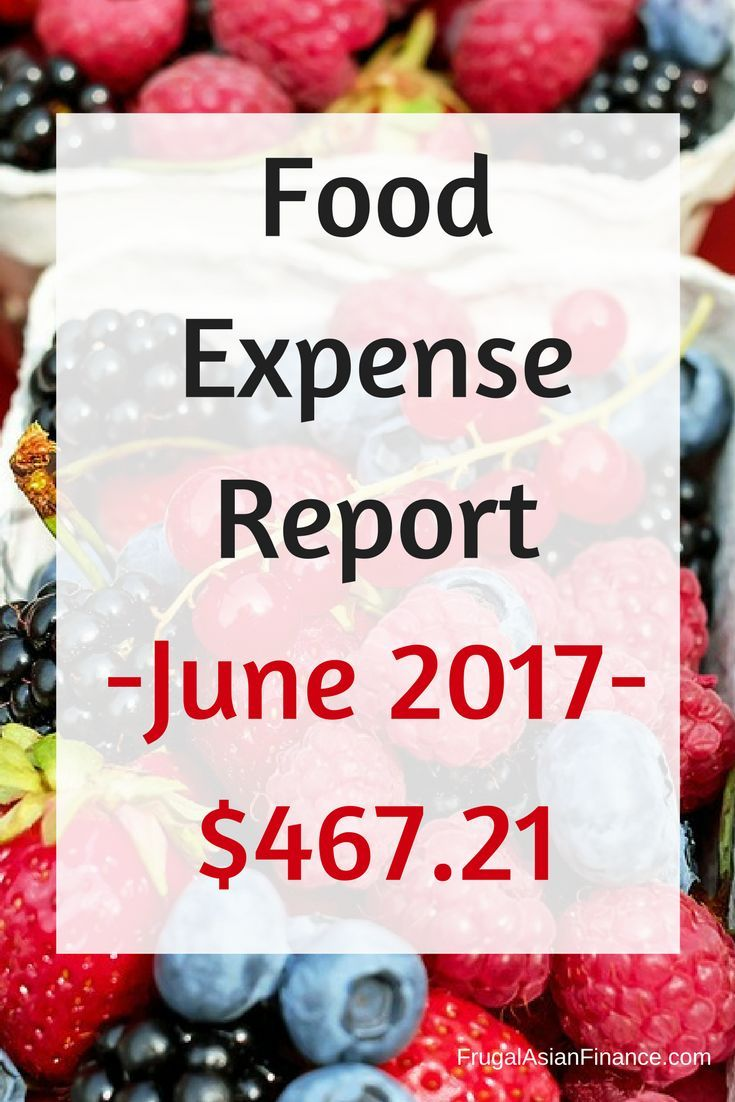 "Mr. FAF and I have been living in different cities as a married couple for almost four years. That makes it difficult for us to have a ""normal"" food budget like other couples and for me to keep track of all of our food expenses. …"