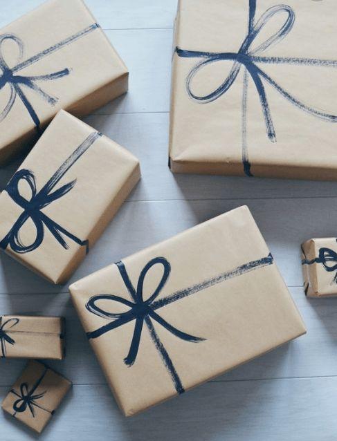 7 schöne und preiswerte Weihnachtsgeschenk-Verpac…