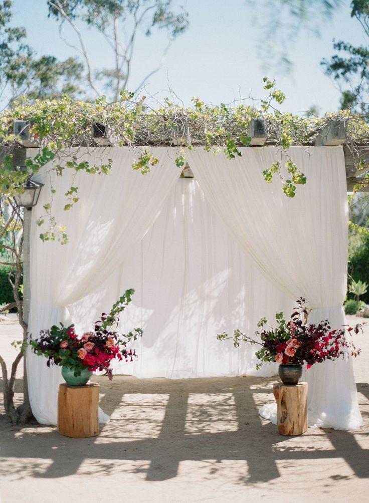 wedding venues on budget in california%0A Al Fresco Summer Santa Barbara Wedding  Wedding VenuesWedding     California