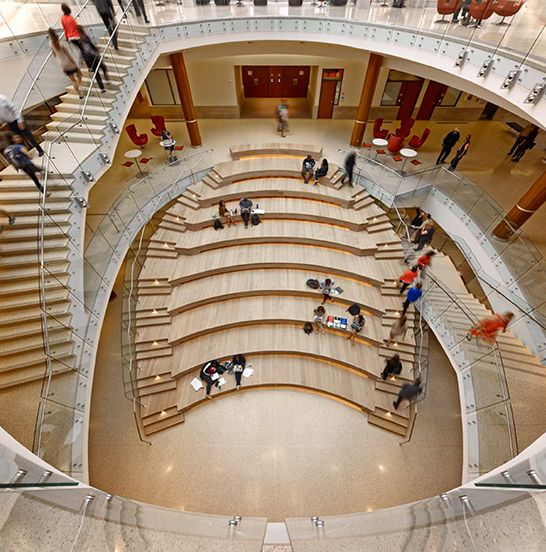 Olin Business School at Washington University by Moore Ruble Yudell - otto