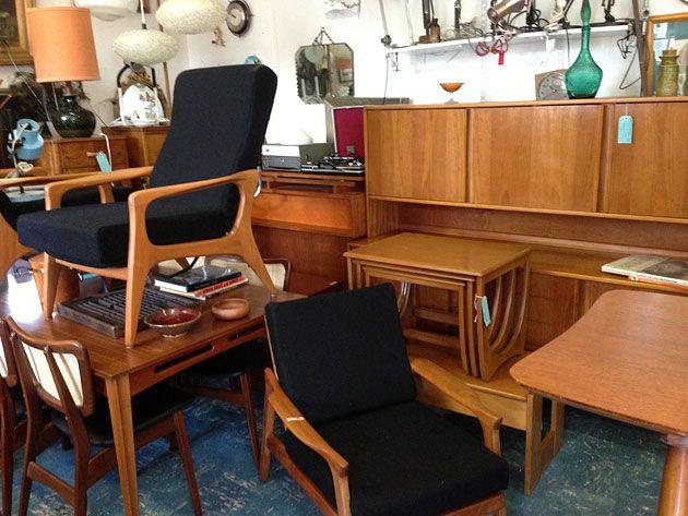 Fler armchairs, 2ndhandShop, Montmorency, Melbourne