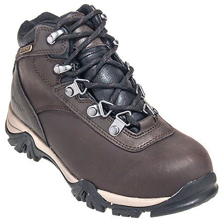 Hi-Tec Boots Kids Big Fit Waterproof 31297 Altitude V Jr Hiking Boots