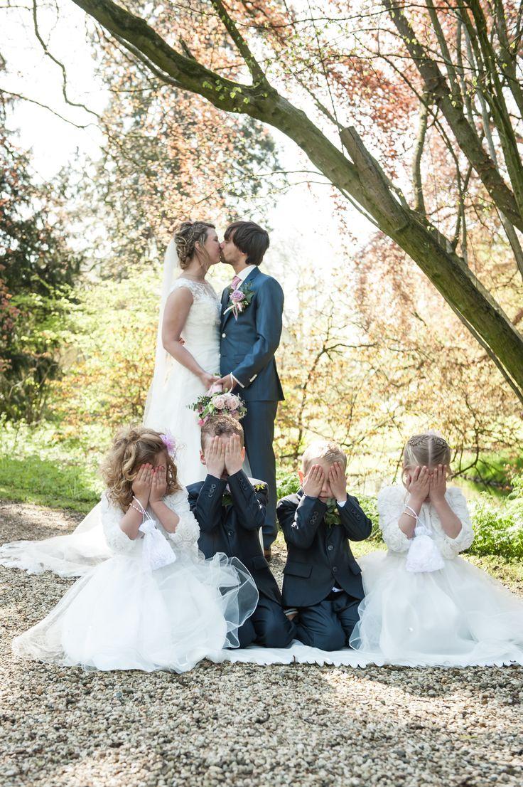 Bridesmaids and Groomsmen  Bruidsmeisjes en bruidsjonkers  Lente bruiloft  Spring wedding