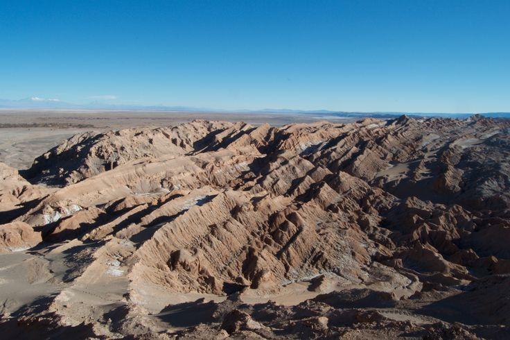 Valle de la Luna - Desierto de Atacama