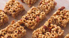 Barrette di cereali- honey nut cereal bars | World of Temptations