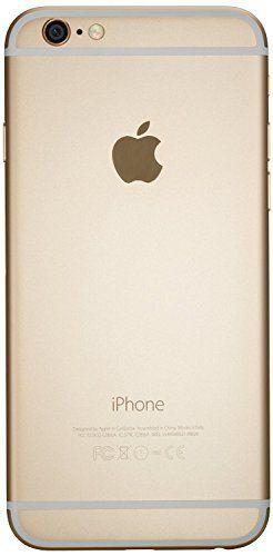 cool Apple iPhone 6 64GB Unlocked Smartphone - Gold (Certified Refurbished)