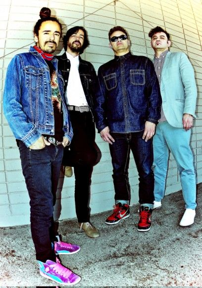 """NEWS: The Latin-alternative band, Cafe Tacvba, have announced a fall tour, called the """"20re-ct25 Tour."""" The tour will be to celebrate the 20th anniversary of their album, """"Re"""" and they will be playing it from front to back. You can check out the dates and details at http://digtb.us/1uEEX4B"""