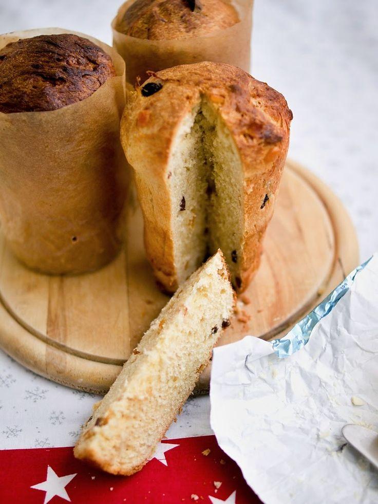 Všichni básní o panettone, tak jsem ho taky musela vyzkoušet. Jedná se o italské sváteční pečivo, které se peče hlavně na Vánoce a okolo Sil...