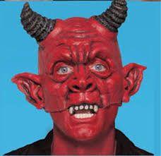 haloween devil head props - Google Search