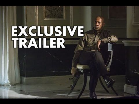 Denzel Washington only plays one role well, but it looks like he's playing it here!  The Equalizer - Official Trailer - In Theaters 9/26