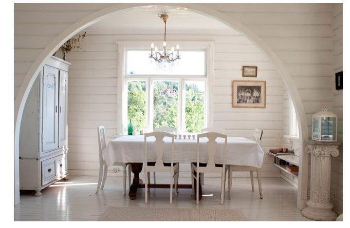 Inside a traditional queenslander home