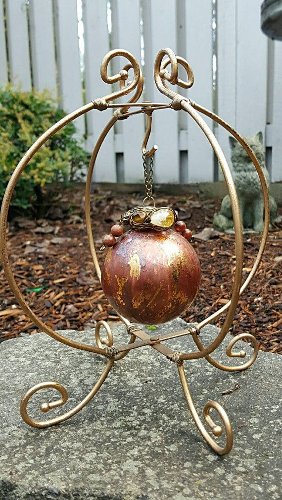 Check out this item in my Etsy shop https://www.etsy.com/listing/480087364/coppermas-ornament-hand-painted-artisan