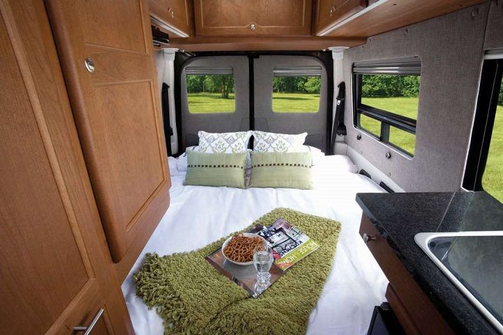 Roadtrek's RS Adventurous could be the most comfortable RV out there.
