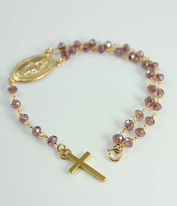 Catholic Bracelet, Catholic Religious Jewelry, Catholic Jewelry Store