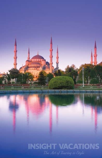 Blue Mosque in Istanbul!