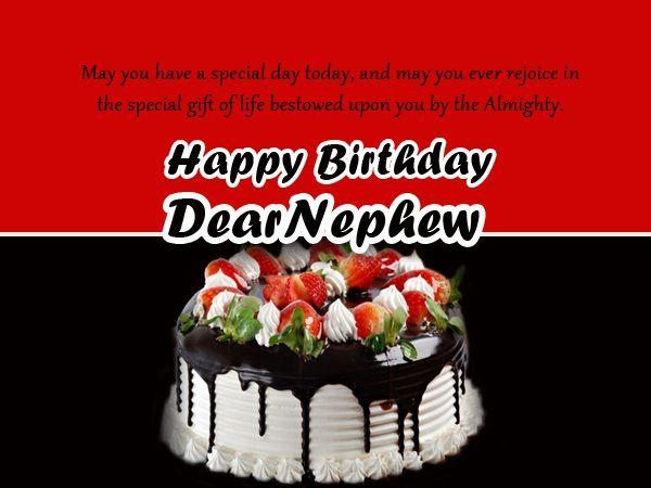 Happy Birthday Nephew – Birthday Wishes For Nephew