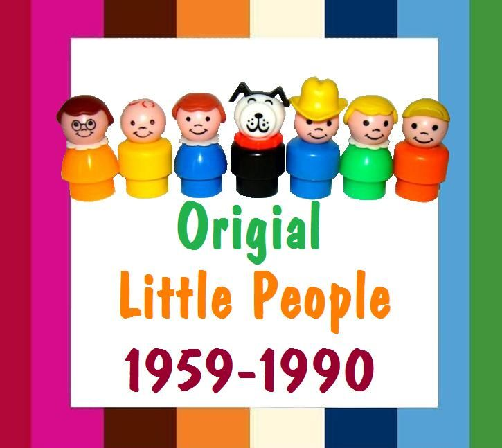 Best Little People Toys : Best images about vintage fisher price on pinterest