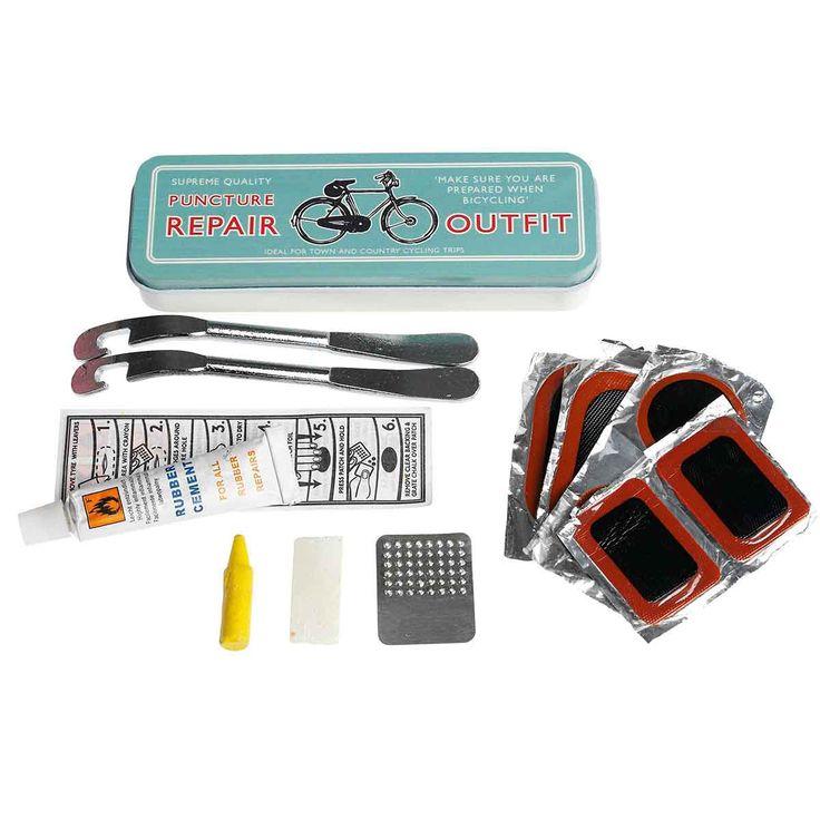 Kit de réparation pneu de vélo - ON RANGE TOUT