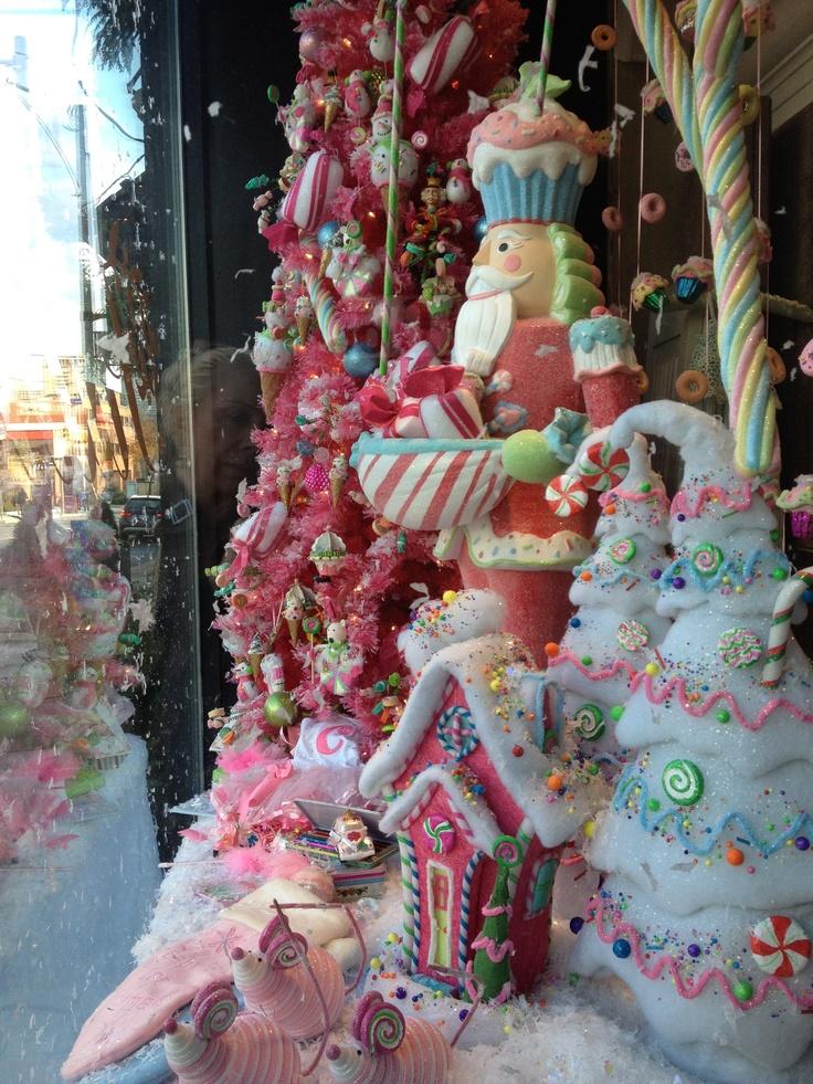 Nutcracker Sweets Window | Christmas♡♡♡ | Pinterest | 크리스마스