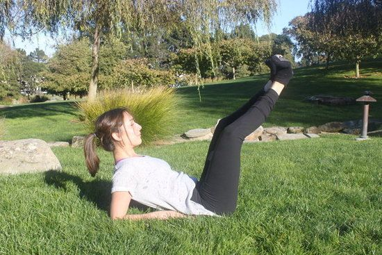 Ab Workouts without neck strain