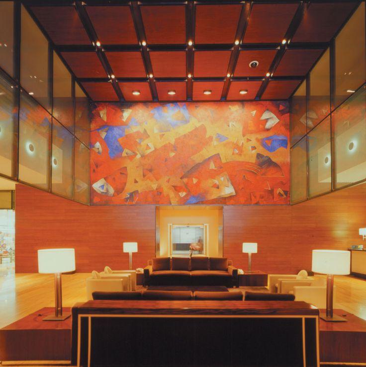 Hilton Hotel Reforma Mexico City by Pascal Arquitectos