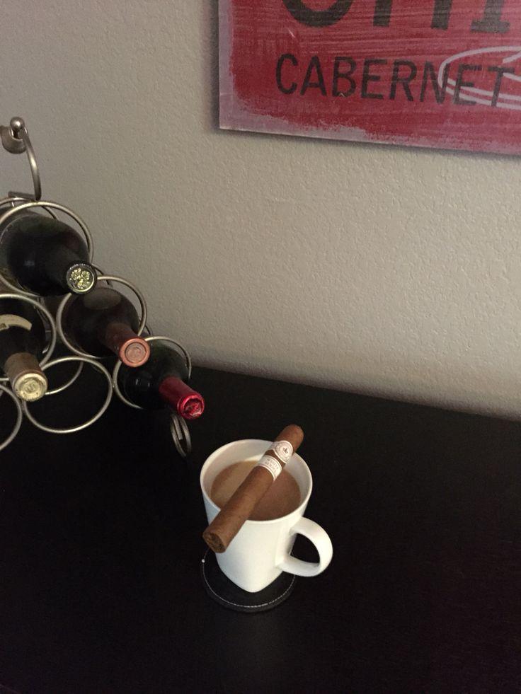 White Series Monte Cristo, Coffee & Cabernet