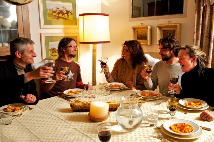 friends # fresh pasta # italian cuisine # www.cabiancadellabbadessa.it # bologna - italy # italian life style #