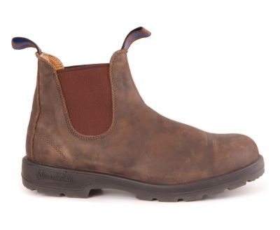 "Blundstone 585 Classic Dealer Boot - Rust Brown -If these Tasmanian Devils could talk they'd say ""Yablalfspfspshnearrrrlll !"""
