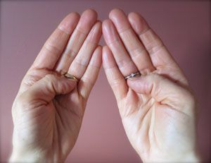 419 best mudras images on pinterest  yoga meditation