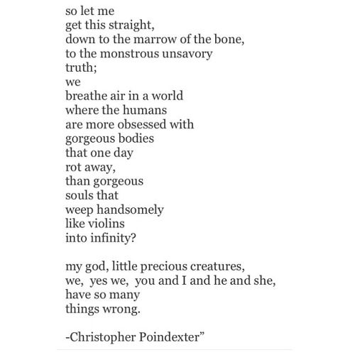 The Universe and Her, and I #324 written by Christopher Poindexter