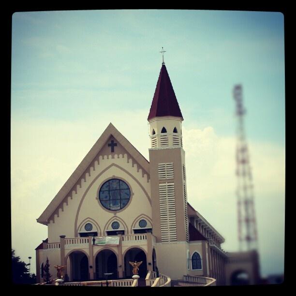 Church in surabaya