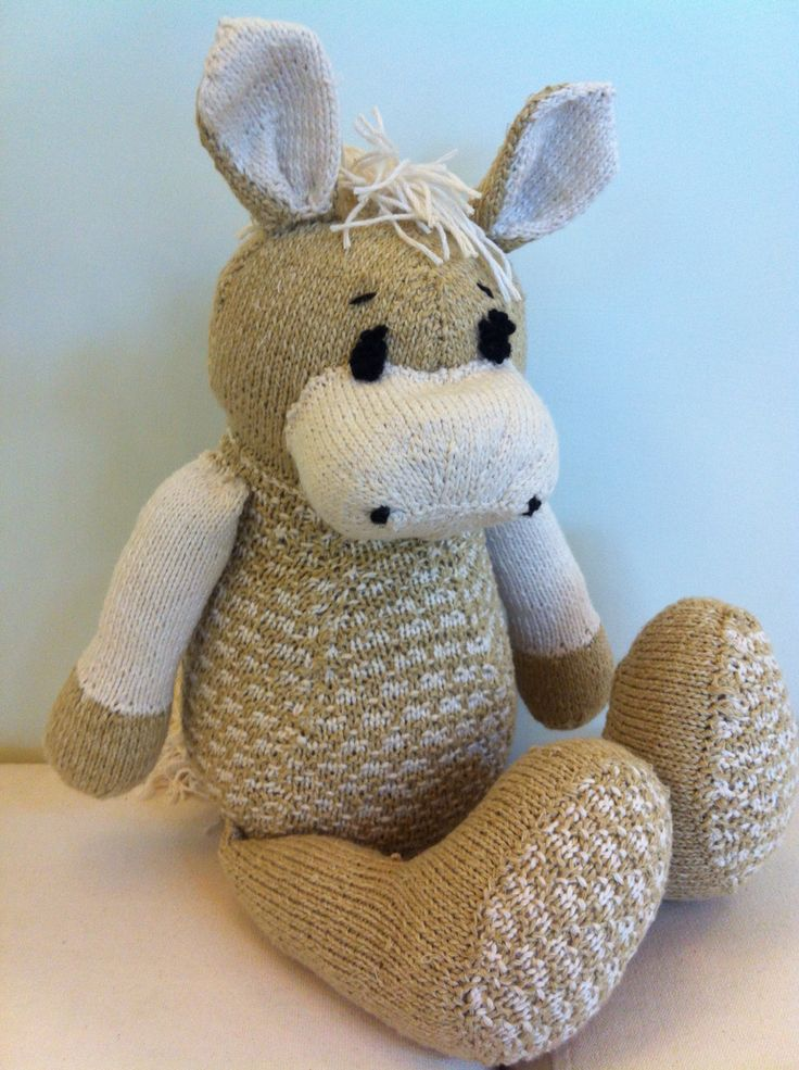 Donkey for newborn