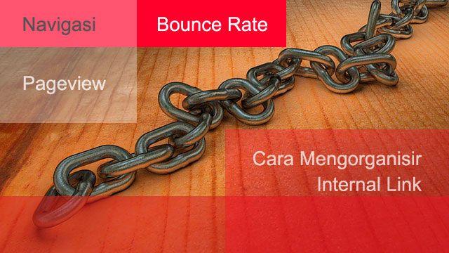 cara mengatur internal link dengan baik