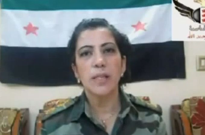 Defected woman general trains Syria's rebels Zubaida al-Meeki was the first female officer to quit President Bashar al-Assad's forces to join the Free Syrian Army. Al-Meeki says she joined the rebels to train new recruits due to 'the crimes committed by the regime'