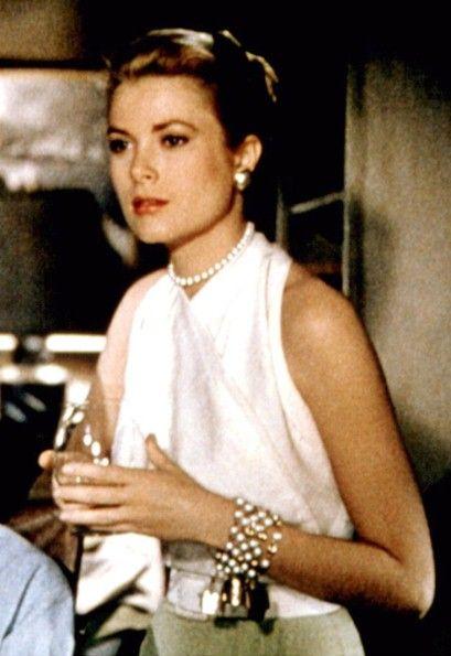 - Grace Kelly, - Rear Window add a jacket - perfect for work. PattyonSite