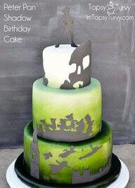 Peter pan cake - Disney