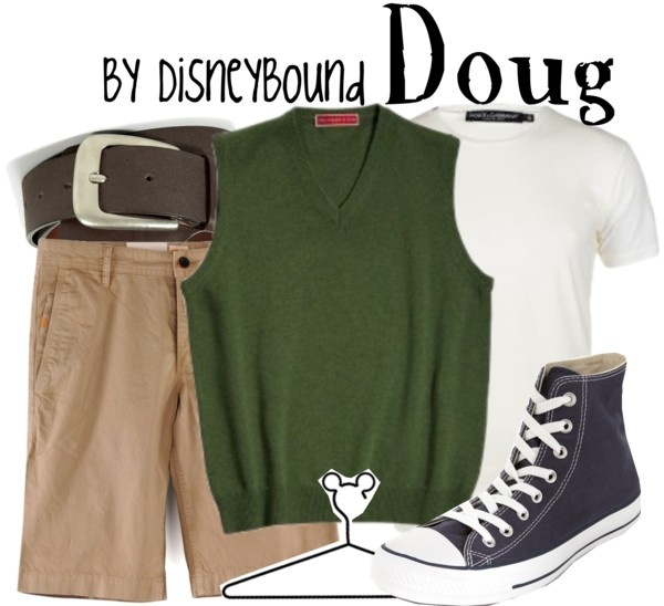 """Doug"" by lalakay ❤ liked on Polyvore"