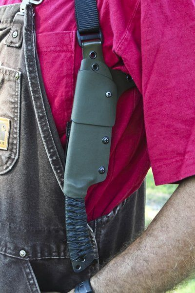 for a large knife it would be cool to make one for a tomahawk too