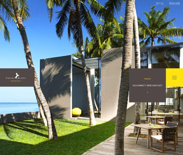Cheval Blanc Randheli, April 10, 2014. http://www.awwwards.com/web-design-awards/cheval-blanc-hotel-randheli #UI #Inspiration #Web #Design #Big #Background #Images #Awwwards #Inspiration