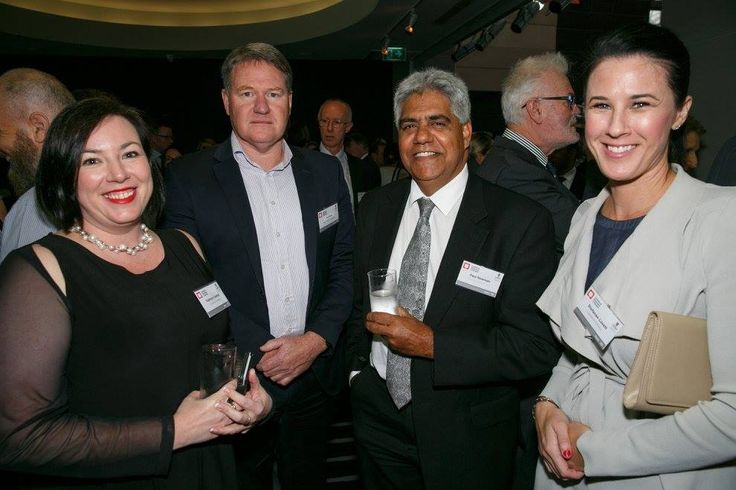Kathryn Conroy Capital Hill Advisory, Tim Wise Xact Project Consultants, Paul Newman Southern Cross Pacific and Stefanee Lovett Capital Hill Advisory