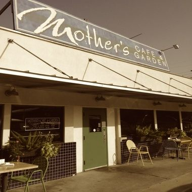 Mothers Cafe & Garden - My favorite restaurant in Austin for over 25 years!