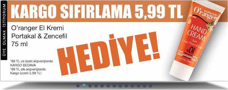 BU AY FARMASİ'DE KARGO SIFIRLAMA 5.99 TL http://www.farmasi.peacocksem.com/