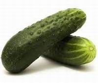 cucumber health benefits- we've had tons of cucumbers from the garden. Trying to find ways to use them!
